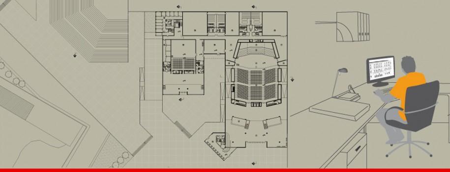 Pianta Auditorium